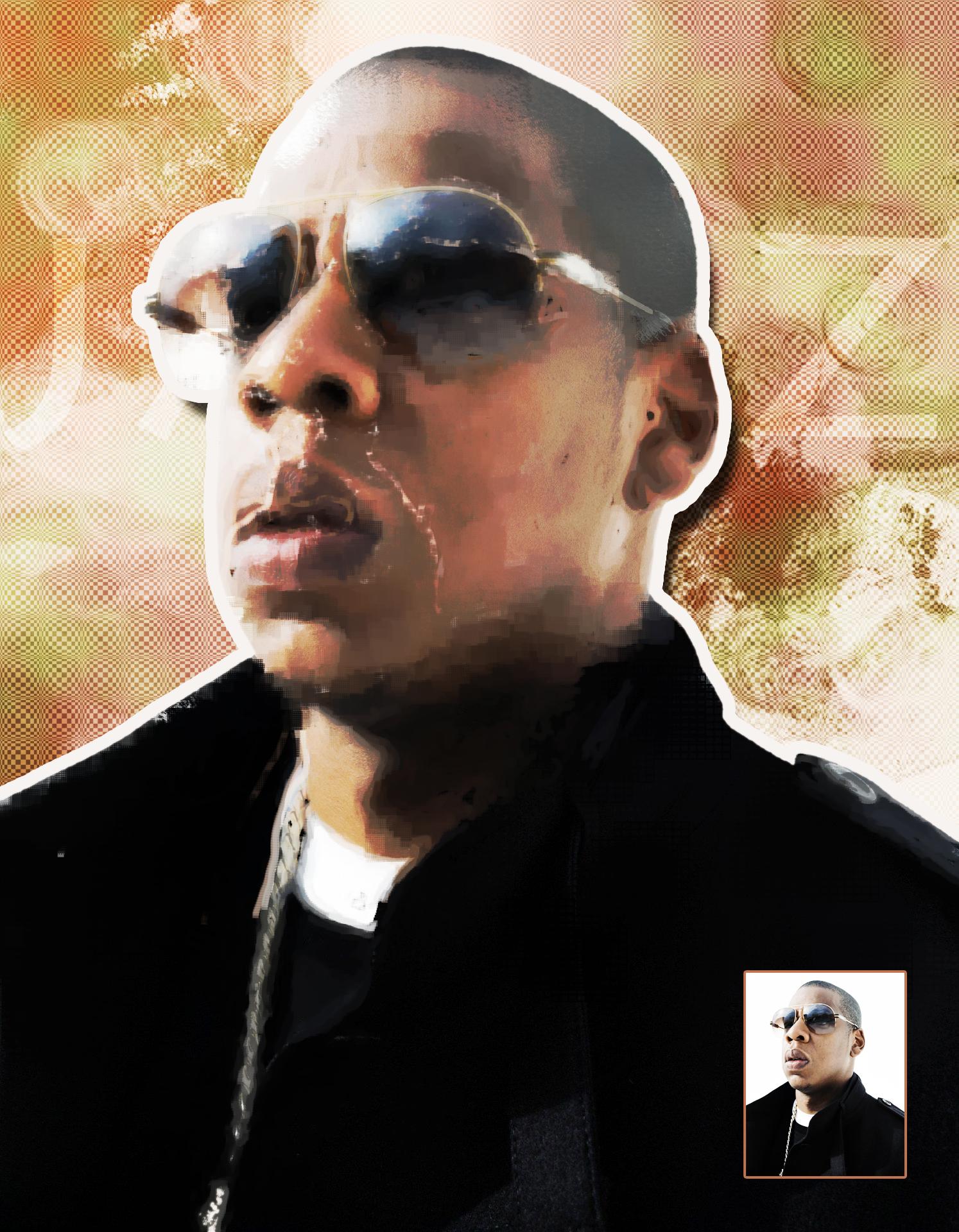 Jay-Z –  Poster Design