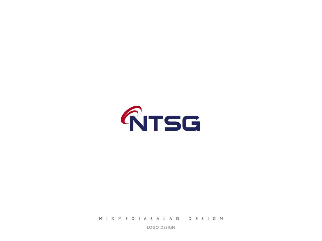 NTSG – Logo Design