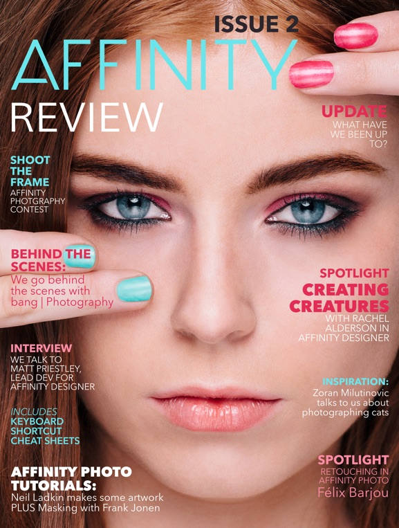 Affinity Ezine Issue 2 - download it for free!